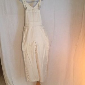 Vintage Gap Khaki overalls